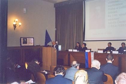 konference praha a luzicti srbove praha 2004